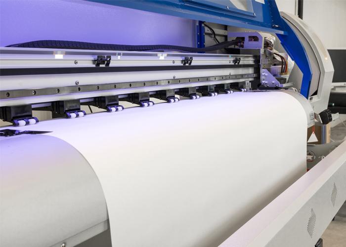 macchina da stampa per grandi formati