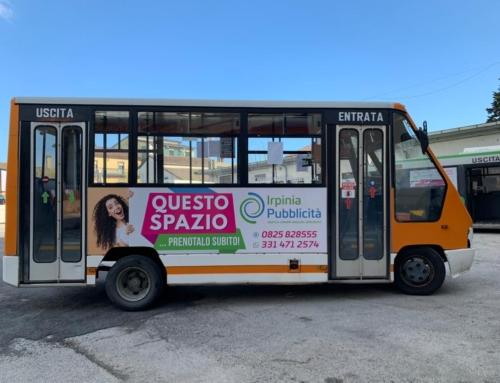 NOVITA' – Fai Circolare la tua pubblicità sui mezzi pubblici